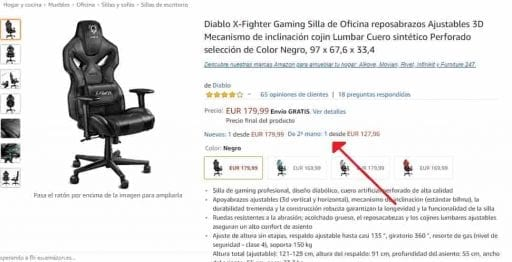 Diablo X-Fighter segunda mano