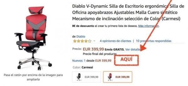 Diablo V Dynamic usado