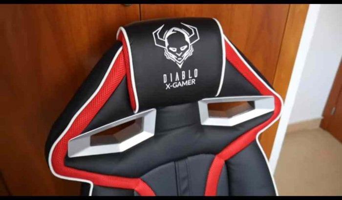 Diablo x Gamer silla gamer